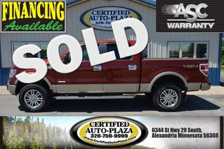 2014 Ford F-150 King Ranch Supercrew 4x4 in  Minnesota
