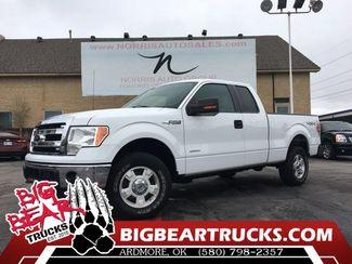 2014 Ford F-150 XLT   Ardmore, OK   Big Bear Trucks (Ardmore) in Ardmore OK