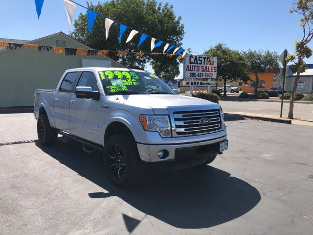 2014 Ford F-150 Lariat in Arroyo Grande, CA 93420