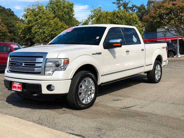 2014 Ford F-150 Platinum in Atascadero CA, 93422