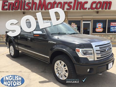 2014 Ford F-150 Platinum in Brownsville, TX