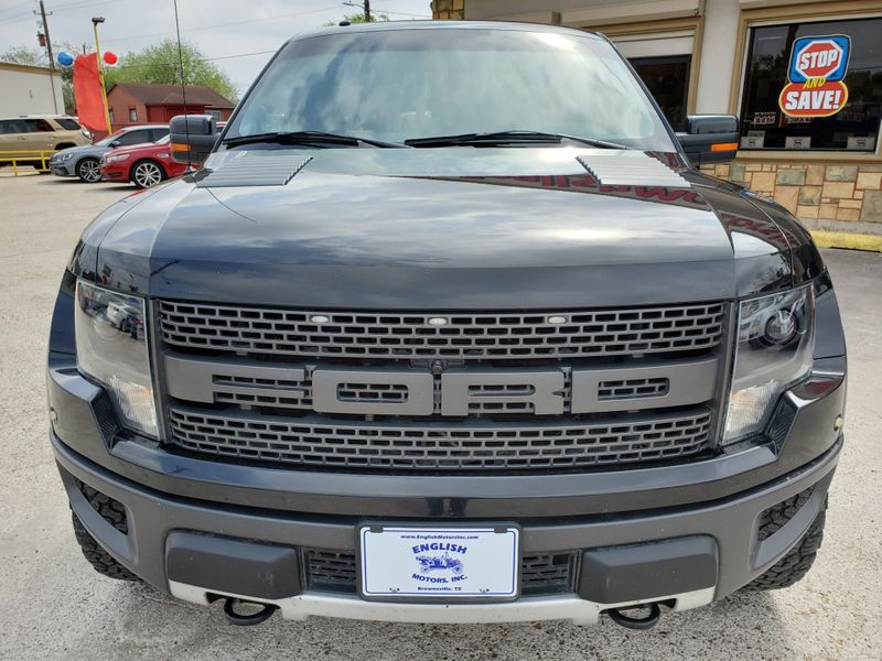 2014 Ford F-150 SVT Raptor  Brownsville TX  English Motors  in Brownsville, TX