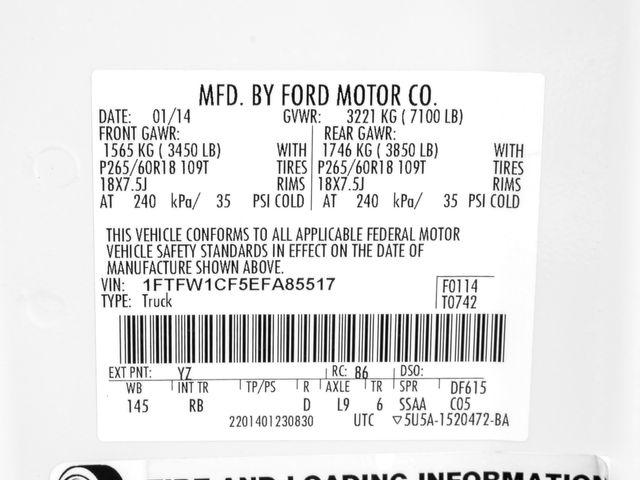2014 Ford F-150 ROUSH FX2 ROUSH ROUSH Burbank, CA 30