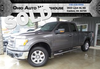 2014 Ford F-150 XLT 4x4 Extended Cab V8 We Finance | Canton, Ohio | Ohio Auto Warehouse LLC in Canton Ohio