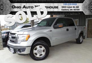 2014 Ford F-150 XLT 4x4 Crew Cab EcoBoost We Finance | Canton, Ohio | Ohio Auto Warehouse LLC in Canton Ohio
