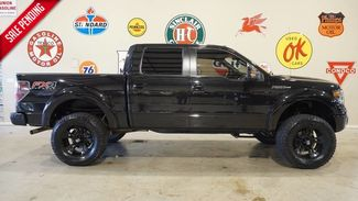 2014 Ford F-150 FX4 LIFTED,SUNROOF,NAV,BACK-UP,HTD/COOL LTH,BLK... in Carrollton TX, 75006