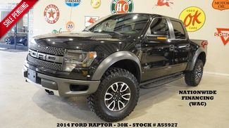 2014 Ford F-150 SVT Raptor 4X4 ROOF,NAV,F&R CAM,HTD/COOL LTH,30K! in Carrollton TX, 75006
