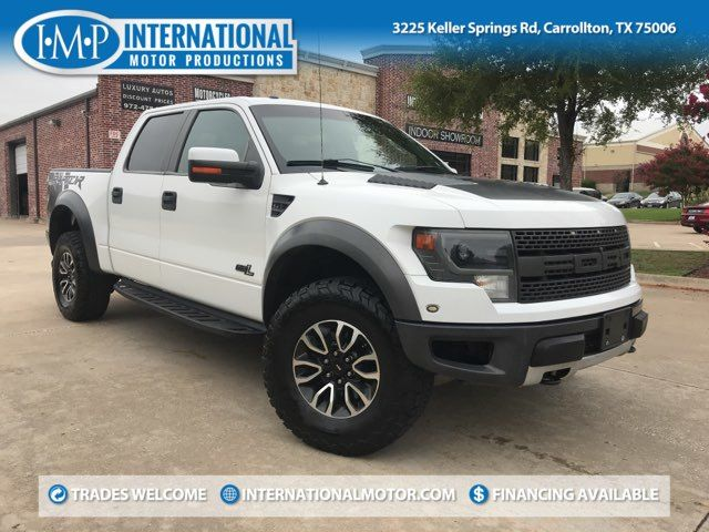 2014 Ford F-150 SVT Raptor in Carrollton, TX 75006