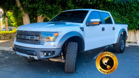 2014 Ford F-150 SVT Raptor in cathedral city