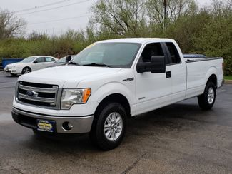 2014 Ford F-150 XLT w/HD Payload Pkg | Champaign, Illinois | The Auto Mall of Champaign in Champaign Illinois
