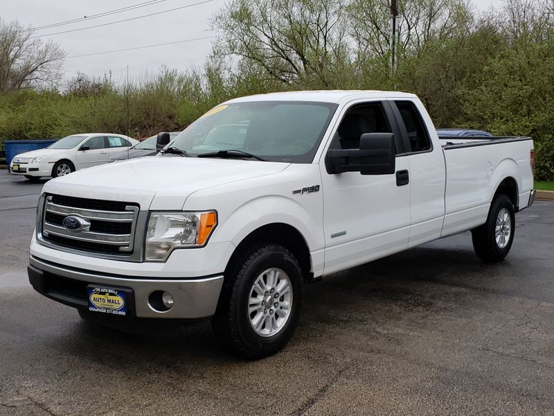 2014 Ford F-150 XLT w/HD Payload Pkg   Champaign, Illinois   The Auto Mall of Champaign in Champaign Illinois