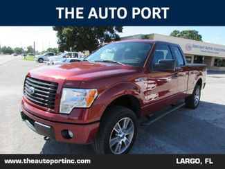 2014 Ford F-150 STX SPORT 4X4 in Clearwater Florida, 33773
