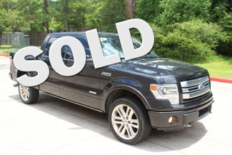 2014 Ford F-150 Limited 4X4 EcoBOOST CONROE, TX
