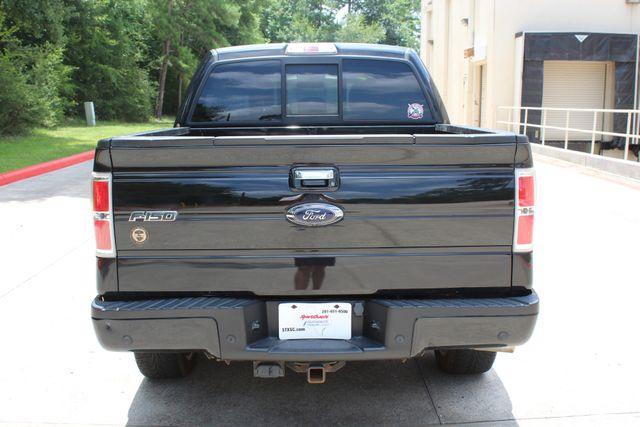 2014 Ford F-150 Limited 4X4 EcoBOOST CONROE, TX 11