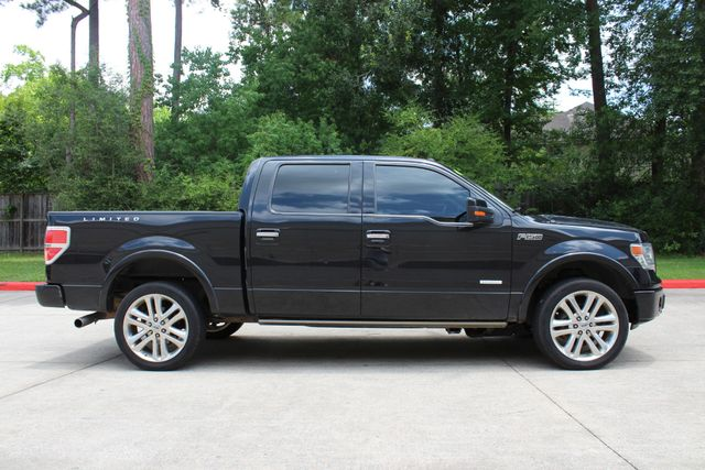 2014 Ford F-150 Limited 4X4 EcoBOOST CONROE, TX 17