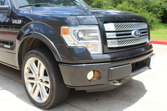 2014 Ford F-150 Limited 4X4 EcoBOOST CONROE, TX 2