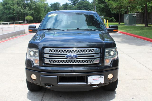 2014 Ford F-150 Limited 4X4 EcoBOOST CONROE, TX 3