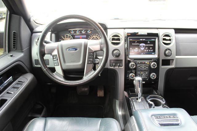 2014 Ford F-150 Limited 4X4 EcoBOOST CONROE, TX 43