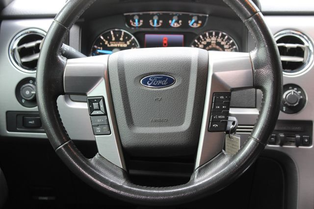 2014 Ford F-150 Limited 4X4 EcoBOOST CONROE, TX 44