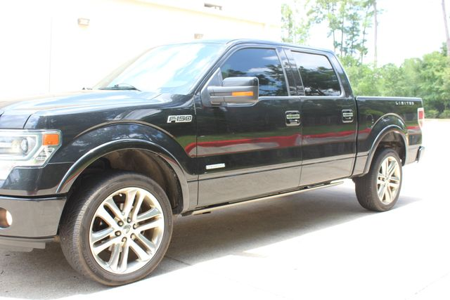 2014 Ford F-150 Limited 4X4 EcoBOOST CONROE, TX 5
