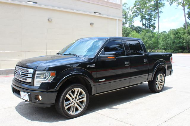 2014 Ford F-150 Limited 4X4 EcoBOOST CONROE, TX 6