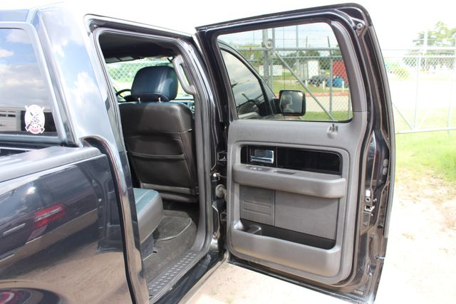 2014 Ford F-150 Limited 4X4 EcoBOOST CONROE, TX 27
