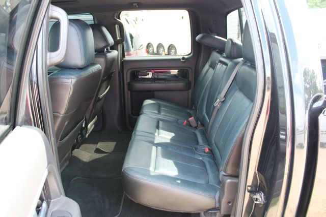 2014 Ford F-150 Limited 4X4 EcoBOOST CONROE, TX 31