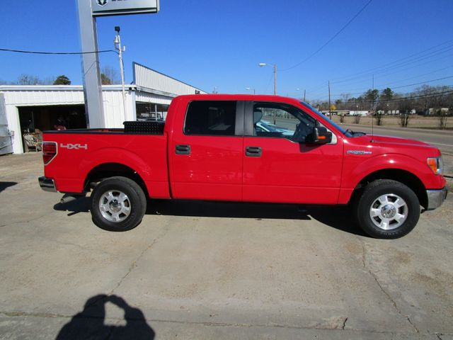 2014 Ford F-150 Crew Cab 4x4 XLT Houston, Mississippi 3