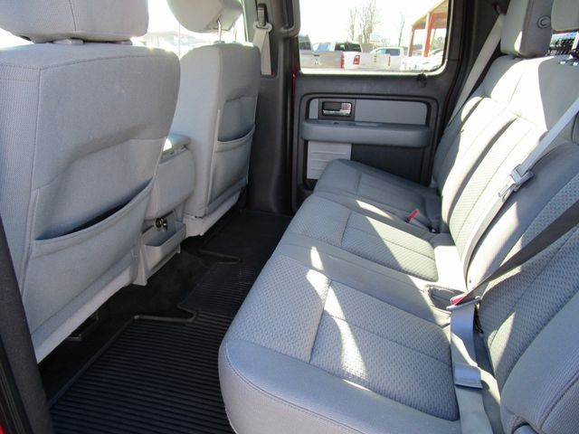 2014 Ford F-150 Crew Cab 4x4 XLT Houston, Mississippi 7
