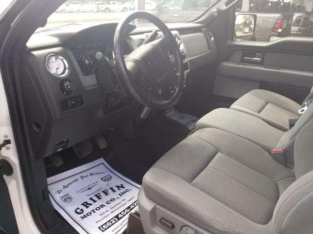 2014 Ford F-150 Crew Cab 4x4 XLT Houston, Mississippi 9