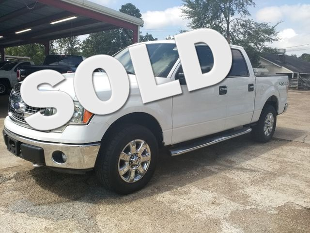 2014 Ford F-150 Crew Cab 4x4 XLT Houston, Mississippi