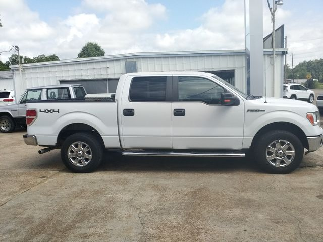 2014 Ford F-150 Crew Cab 4x4 XLT Houston, Mississippi 2