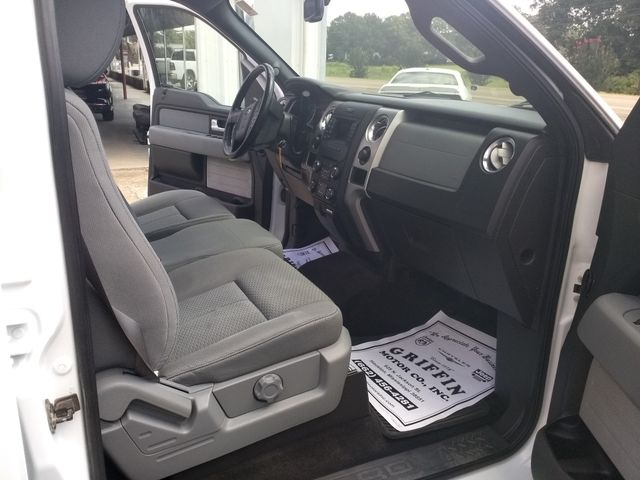 2014 Ford F-150 Crew Cab 4x4 XLT Houston, Mississippi 10
