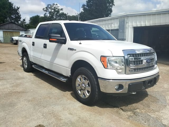 2014 Ford F-150 Crew Cab 4x4 XLT Houston, Mississippi 1