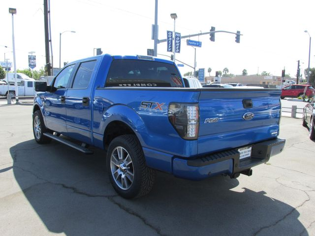 2014 Ford F-150 Crew Cab STX in Costa Mesa, California 92627