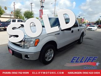 2014 Ford F-150 XLT Crew Cab in Harlingen TX, 78550