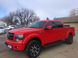 2014 Ford F-150 FX4 ONLY 27000 Miles  city ND  Heiser Motors  in Dickinson, ND