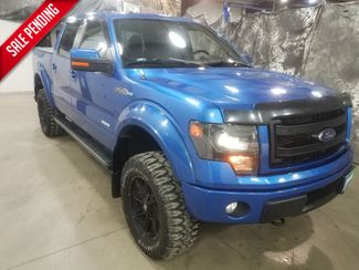 2014 Ford F-150 FX4  35s Lifted  Dickinson ND  AutoRama Auto Sales  in Dickinson, ND