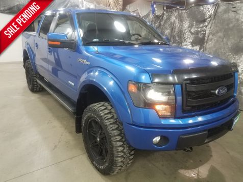 2014 Ford F-150 FX4  35