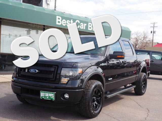 2014 Ford F-150 FX4 Englewood, CO