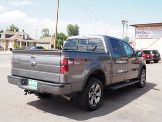 2014 Ford F-150 FX4 Englewood, CO 4