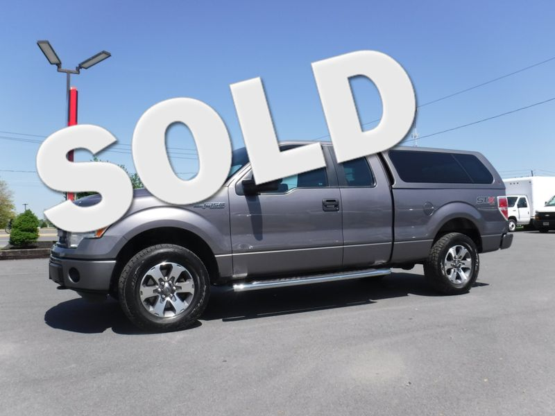 2014 Ford F-150 Extended Cab 6.5' Bed STX 4x4  in Ephrata PA