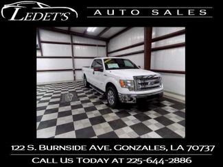 2014 Ford F-150 XLT - Ledet's Auto Sales Gonzales_state_zip in Gonzales