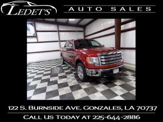 2014 Ford F-150 Lariat - Ledet's Auto Sales Gonzales_state_zip in Gonzales