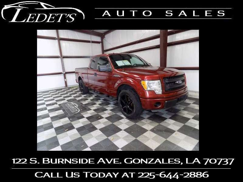 2014 Ford F-150 STX - Ledet's Auto Sales Gonzales_state_zip in Gonzales Louisiana