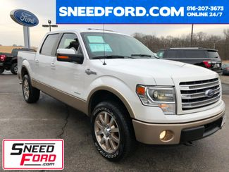 2014 Ford F-150 King Ranch 4X4 3.5L V6 Ecoboost in Gower Missouri, 64454