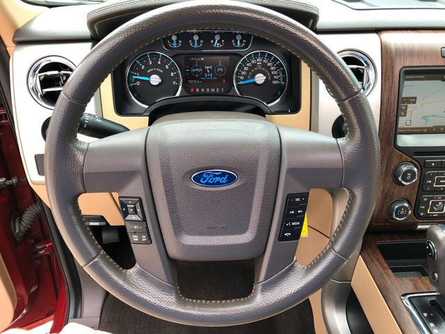 2014 Ford F-150 Lariat 4X4 in Gower Missouri, 64454