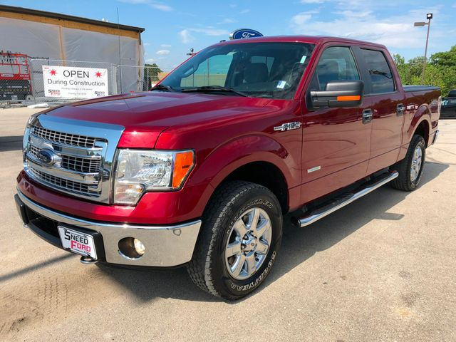 2014 Ford F-150 XLT 4X4 3.5L V6 Ecoboost in Gower Missouri, 64454