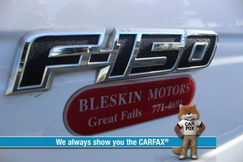 2014 Ford F-150 XL SuperCrew 55-ft Bed 4WD  city MT  Bleskin Motor Company   in Great Falls, MT