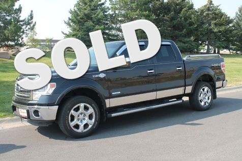 2014 Ford F-150 King-Ranch SuperCrew 5.5-ft. Bed 4WD in Great Falls, MT
